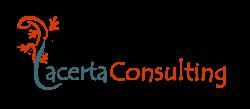 Lacerta Consulting logo transparent background